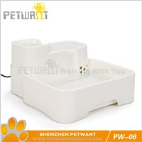 pet water fountain/ cat auto fountain/ dog automatic water