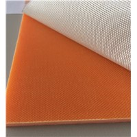 Fine Texture Epoxy Glass G10 Orange