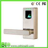 China Supplier Biometric Fingerprint Cheap Door Locks With Handle(HF-LA100P)