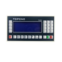 TC55 3 axis motion controller for lathe milling punching drilling grinding welding servo plc