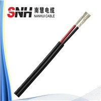 TUV Approved copper conductor XLPE Insulated PV Solar Cable PV1-F, Power Cable