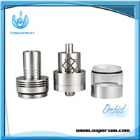 Excellent quality newest 1:1 clone orchid rba atomizer rebuildable orchid atomizer