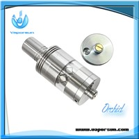 Excellent quality 1:1 clone orchid rba atomizer rebuildable orchid atomizer