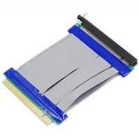 Flexible PCI-E PCI-Express cable x16 Riser Card Extender