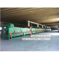 foam copper pipe insulation armaflex flame retardant foam tube/pipe production line