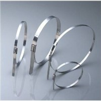 Popular stainless steel cable tie ofr pipe fitting