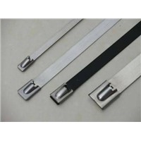 4.5mm 7.9mm 12mm Stainless Steel 304 Cable Tie