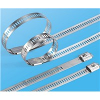 New coming self locking stainless steel cable tie with ladder