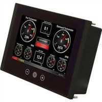 "Maretron 8"" Vessel Monitoring Control Touchscreen"