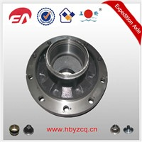 Cast Iron Truck Axle Wheel Hub