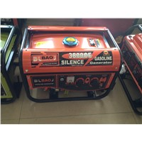 6.5hp GASOLINE GENERATOR FOR SALE WITH FISH PANEL