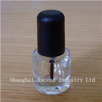 nail Polish  oil Bottle with cap and brush
