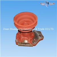 Howo truck parts water pump assembly