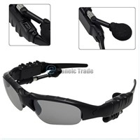 Newest Sunglasses Bluetooth Glass Sun Glasses Headset Headphone for iPhone 5S 5