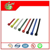 Nylon 66 self locking adjustable cable ties 3.6*100mm