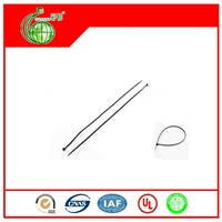 4 inch x0.10inch off White Self Locking Plastic Cable Wire Zip Ties Fasten Wrap 1000pcs per bag
