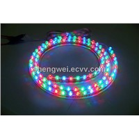 Clear silicone flex strip LED great wall Strip 96LEDs/96cm advertise lighting