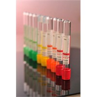 Disposable Medical Vacuum Blood Collection Test Tube