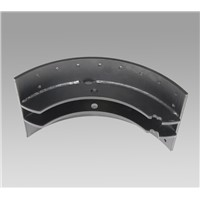 Volvo  heavy duty truck brake shoe V-175  trailer auto spare parts OEM supplier supply customizable