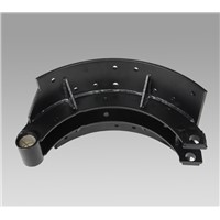 Benz heavy duty truck brake shoe Z-220 trailer auto spare parts OEM supplier supply customizable