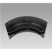 Volvo  heavy duty truck brake shoe V-200  trailer auto spare parts OEM supplier supply customizable