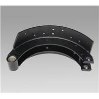 Benz heavy duty truck brake shoe Z-180trailer auto spare parts OEM supplier supply customizable