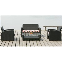 MTC-045 outdoor rattan sofa set