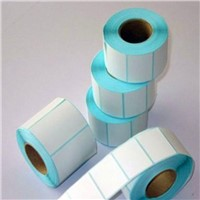 wholesale laminated lucky sticker rolls cute design scrapbook sticker large format adhesive paper