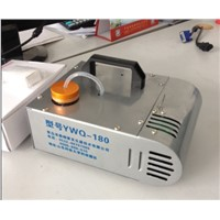portable smoke detector test machine with battery