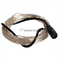 10M 33Ft 100 Led Starry Copper Wire LED Light 12V