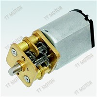 13mm dc motor with gearbox for electric lock