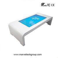 55 inch 1080p interactive multi touch table for Entertainment