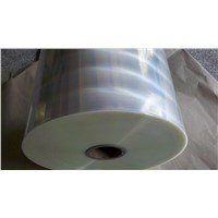 BOPP holographic transparent film