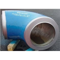 A335 P91 buttwelding pipe fittings tee reducer cap elbow