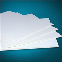 PVC Sheet Used to Replace Wood/Steel