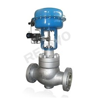 The 60S00 Series HP heater drain control valve