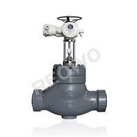 The 60W00 Series HP heater emergency drain control valve