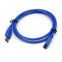 USB3.0 AM to A Female extension cable
