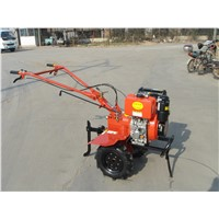 186F mini-tiller, power weeder, cultivator, managing farm land machine, rotavator