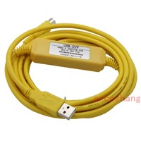 NEW Smart USB-CN226 Programming Cable for Omron CS/CJ CQM1H CPM2C PLC,Support WIN7