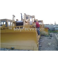 Cat D7H used crawler bulldozer