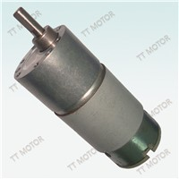 37mm high torque low speed gear motor