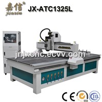 JX-ATC1325L JIAXIN Aluminum board cnc processing machine with ATC