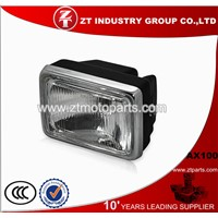 AX100 Head Lamp For Suzuki Motorcycle Parts