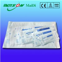 Medical disposable sterilization pouch for steam/ EO sterilizaton
