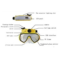 Diving Glasses Camera Mask Swimming Movement Video Recording Equipment 30 Meters Waterproof