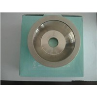 New arrival vitrified diamond grinding wheel for pcd inserts