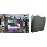 P16 Rental Outdoor 2013 Led Advertising Displays
