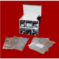 hot sell nail wrapper remove aluminium foil sheet