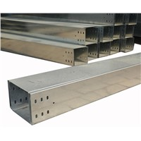 HDG steel cable tray